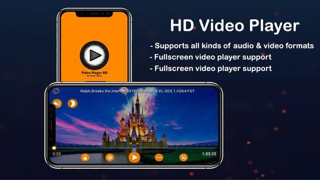 HD Video Player All Format screenshot 1
