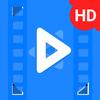 ikon HD Video Player untuk Android