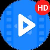 Reproductor de vídeo icono