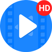 HD Video Player para Android ícone