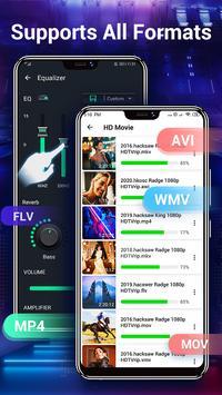 HD Video Player para Android imagem de tela 2