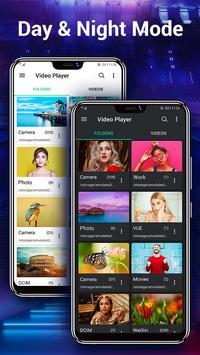 HD Video Player para Android imagem de tela 5