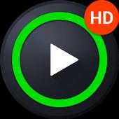 Reprodutor de Vídeo em Todos os Formatos - XPlayer ícone