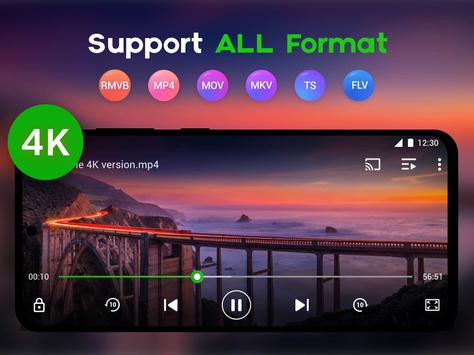 Video Player All Format - XPlayer poster