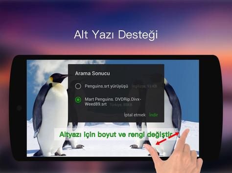 Video Oynatıcısı Tüm Formatlar - XPlayer Ekran Görüntüsü 7