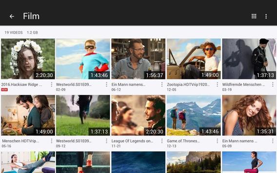 Video Oynatıcısı Tüm Formatlar - XPlayer Ekran Görüntüsü 9