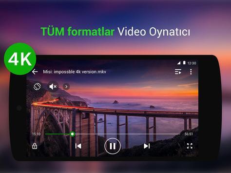 Video Oynatıcısı Tüm Formatlar - XPlayer Ekran Görüntüsü 1