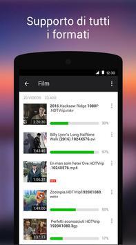 5 Schermata Riproduttore Video Tutti Formati - XPlayer