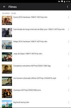 Reprodutor de Vídeo em Todos os Formatos - XPlayer imagem de tela 11