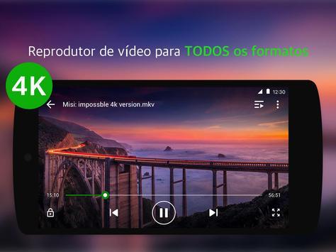 Reprodutor de Vídeo em Todos os Formatos - XPlayer imagem de tela 1