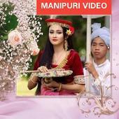 Manipuri video icon