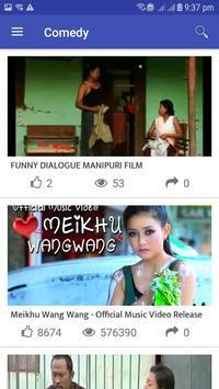 Manipuri video screenshot 4