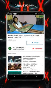 VIDEO ZA WAKUBWA screenshot 3