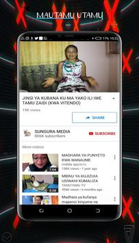 VIDEO ZA WAKUBWA screenshot 2
