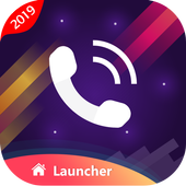 Color Flash Launcher : Color Caller Screen Themes icon