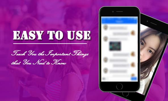 Free Messenger Chat and Video Call Secure Guide screenshot 1