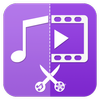 Video Cutter - Music Cutter, Ringtone maker आइकन