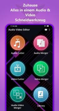Video Cutter - MP3 Cutter, Ringtone Maker Plakat
