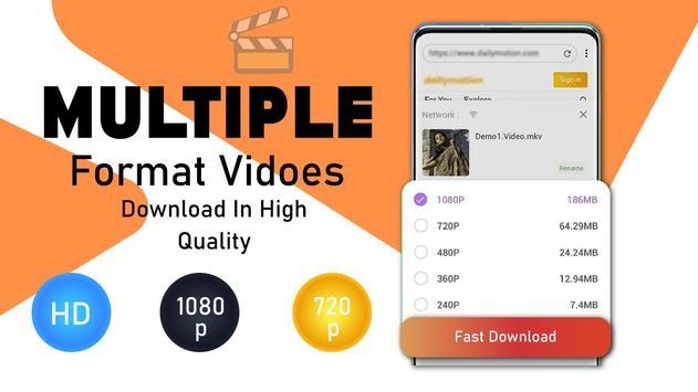 Video Downloader All - Tube Downloader HD Free screenshot 3