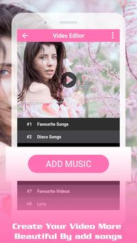 Video Editor Slowmotion-Tiktok & musicl.ly screenshot 3