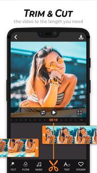 Star Intro Video - Video Maker Of Photos Music screenshot 2