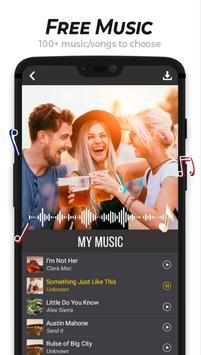 Star Intro Video - Video Maker Of Photos Music screenshot 4