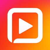 Videomaker & Fotodiavoorstelling, muziek- FotoPlay-icoon