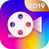 iSquad Video Editor Pro - Music, Crop, Movie Maker icon