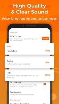 Screen Recorder & Video Recorder - XRecorder screenshot 2