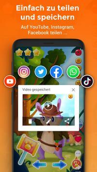 Bildschirmaufnahme & video rekorder - XRecorder Screenshot 1