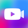 Vlog Editor for YouTube & Video Editor Free- VlogU أيقونة
