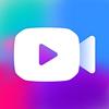 Vlog Editor for Vlogger & Video Editor Free- VlogU أيقونة