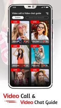 Video Call & Video Chat Guide screenshot 3