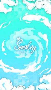 Smokey - Lyrical Video Status Maker पोस्टर