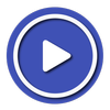 wmv avi video player - mp4 mkv player & mp3 player 图标