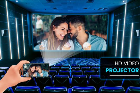 HD Video Projector poster
