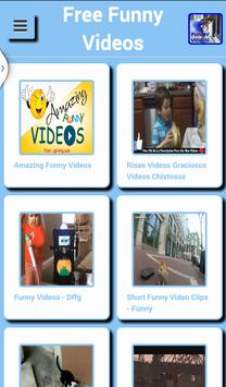 Free Funny Videos poster