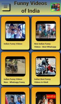 Funny Videos India poster