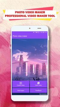 Photo Video Maker & Slideshow Maker screenshot 5