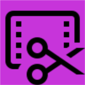 Video  Splitter :- SPLIT and Share Directy icon