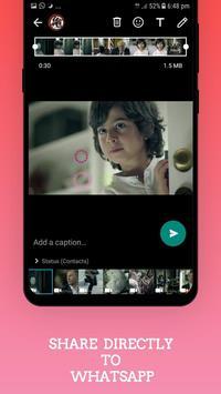Video  Splitter :- SPLIT and Share Directy screenshot 7