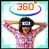 360 Virtual Reality Videos icon