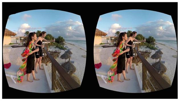 360 Virtual Reality Videos screenshot 1