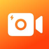 مسجل الشاشه,الشاشة فيديو - Vidma Screen Recorder أيقونة