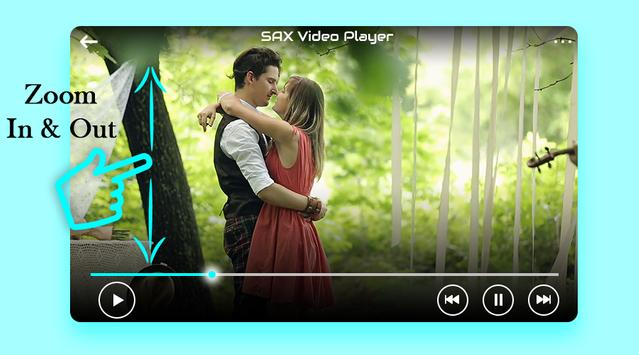 SXS Video Player - sxPlayer : Movie Player poster