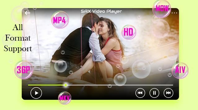SXS Video Player - sxPlayer : Movie Player screenshot 3