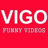 Vigo Funny Videos icon