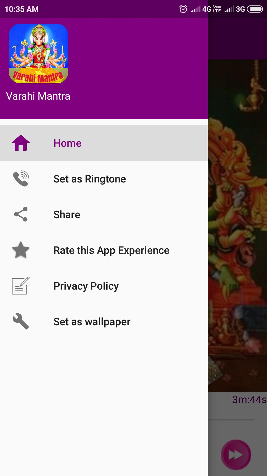 Varahi Mantra for Android - APK Download