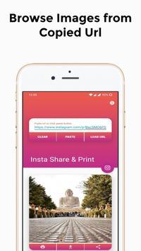 Instagram Share & Print screenshot 1