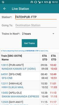 Train Locator screenshot 2